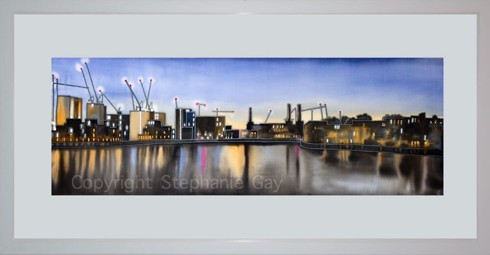 battersea-by-night-framed-for-web