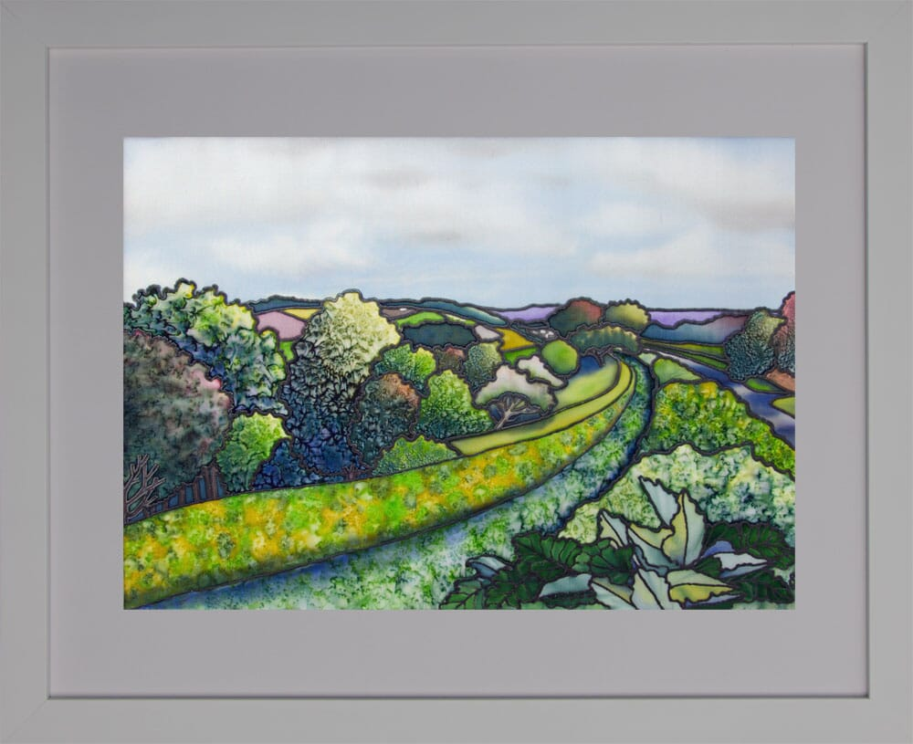 North-East-Along-Winter-Hill-Road-Framed-for-Web