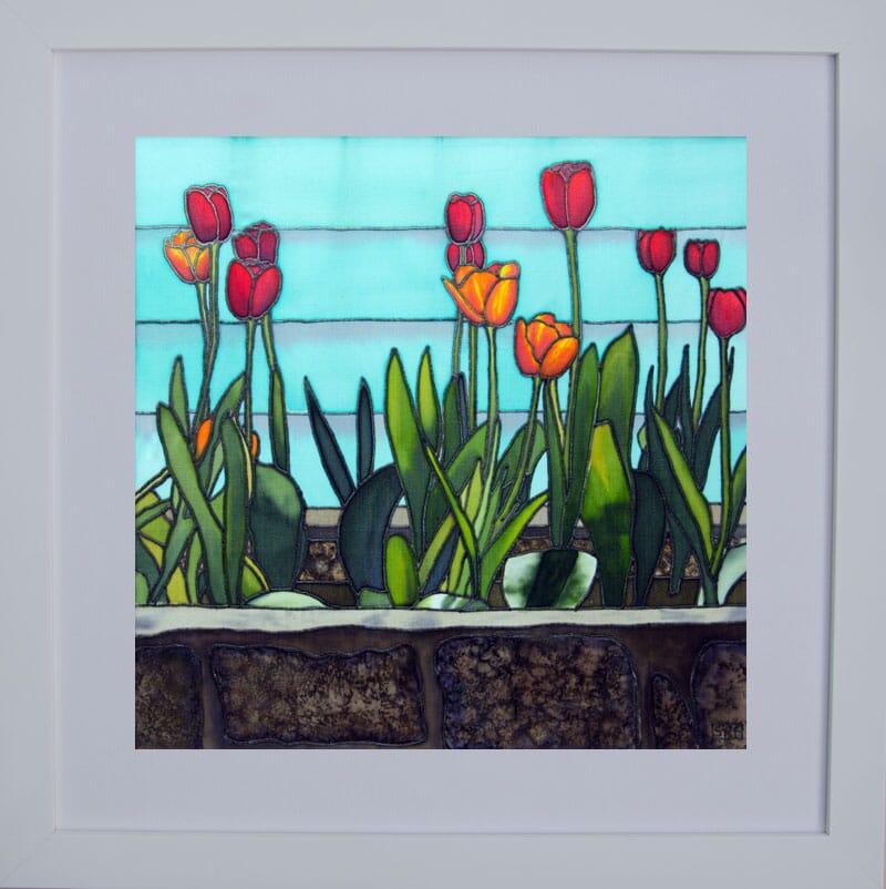 Sun-kissed-Tulips-Framed-For-Web