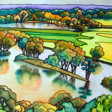 Berkshire and Buckinghamshire Life Landscape Painter of the Year 2017