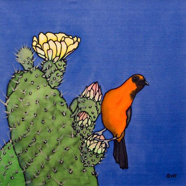 Oriole and Cactus II