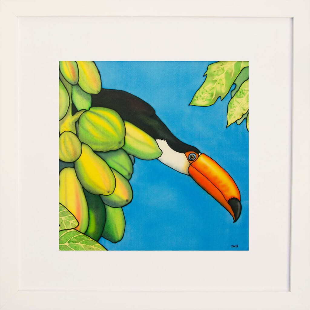 Toucan Fruity