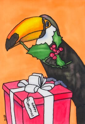 The Gift (Toucan)